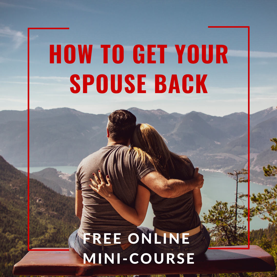 Instagram Ad- How to get your spouse back